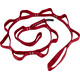 Black Diamond Nylon Daisy Chain 115cm / 18mm Red